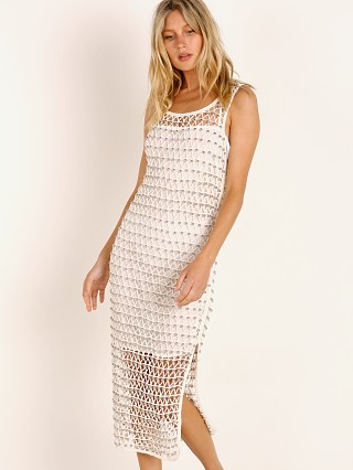 Cleobella Miche Dress Ivory
