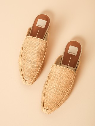 You may also like: Dolce Vita Halee Slides Light Natural Raffia