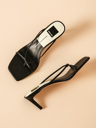 Dolce Vita Kayden Sandals Black Leather