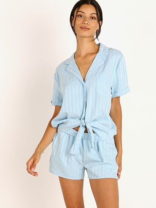 Splendid Notch Collar PJ Set Sea Angel