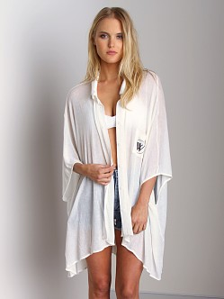 Wildfox Couture Bondi Button Up Miss Antoinette Foam