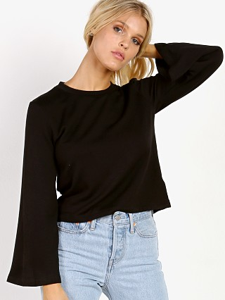 LNA Clothing Bell Sleeve Crop