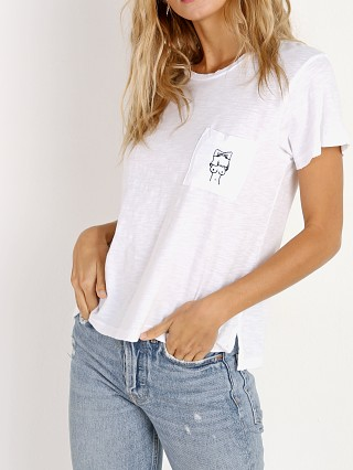 LNA Clothing Flash Pocket Tee