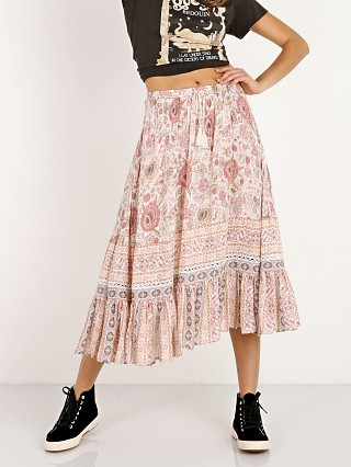 Complete the look: Spell & The Gypsy Zahara Midi Skirt