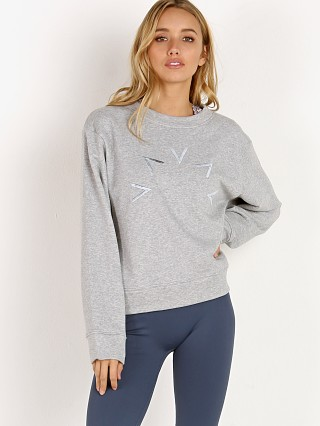 Varley Knoll Sweat Grey Melange
