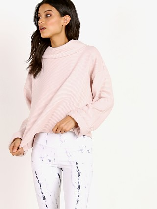 Varley Whittier Sweat Rose