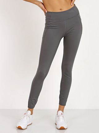 Model in charcoal Varley Slauson Tight