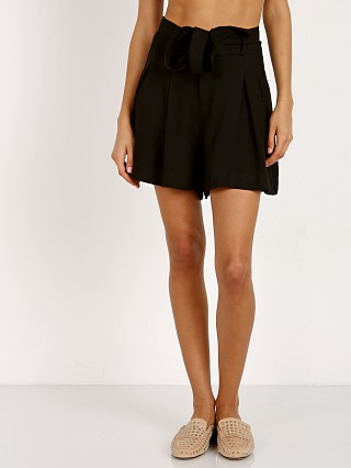 BB Dakota Edmond High Waist Short Black