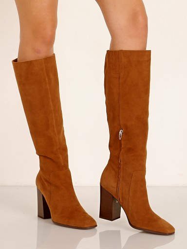 Dolce Vita Kasidy Boot Brown Suede