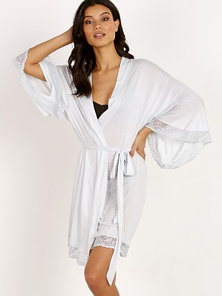 You may also like: Eberjey Colette Kimono Robe Steam Blue