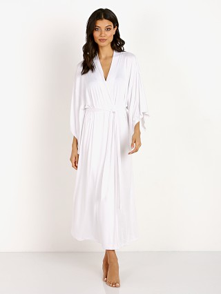 You may also like: Eberjey Colette Long Kimono Robe White