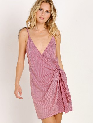 You may also like: La Confection Aspen Dress Stripe Red
