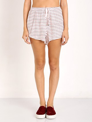 Faithfull the Brand Boulevard Short Muse Stripe