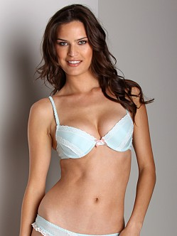 Blush Dreamgirl Push Bra Ice Blue
