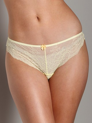 Blush Love Rush Thong Lemonbud