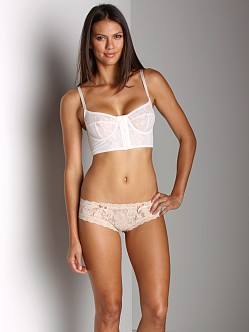 Free People Underwire Bra Nude Pink