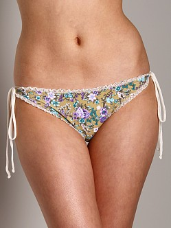 Undrest Brazilian String Bottom Laurel Canyon