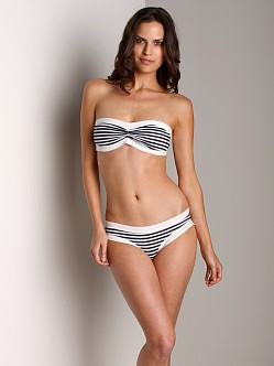 Undrest Bandeau Top Stripe