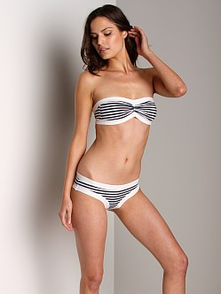 Undrest Hipster Girl Short Stripe