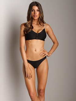Stella McCartney Lulu Reading Soft Cup Bra Black