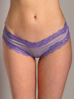 Only Hearts Whisper Brazil Bikini Blue Violet