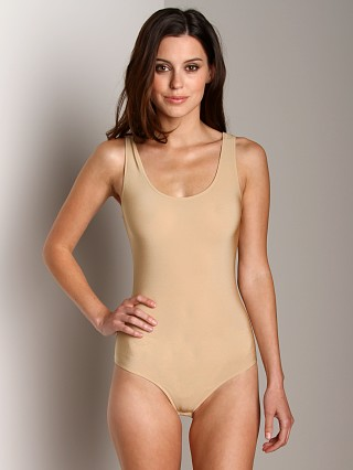 You may also like: Only Hearts Second Skin Full Back Tank Bodysuit Nude