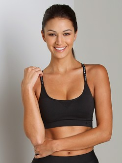 Under Armour HeatGear Seamless Essentials Bra Black