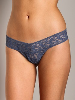 Hanky Panky Low Rise Thong Nightshadow