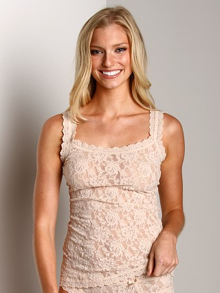 Complete the look: Hanky Panky Unlined Camisole Nude