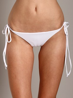 Tori Praver Jess Bottom White