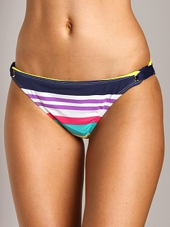 Splendid Carnival Retro Bikini Bottom Multi
