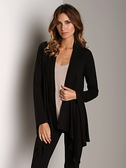 Splendid Light Cardigan Black