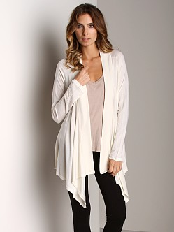 Splendid Light Cardigan Macadamia