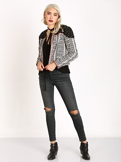 Tularosa Booker Studed Jacket Natural/Black