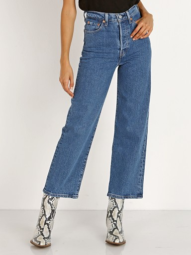 Levi's Ribcage Straight Ankle Jean Georgie