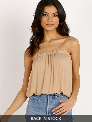 Indah Gemma Tube Top Nude