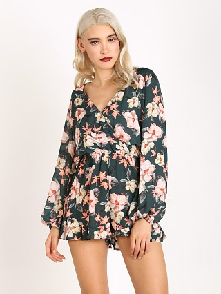 Show Me Your Mumu Rocky Romper Emerald City