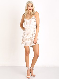 Show Me Your Mumu Criss Cross Applesauce Dress Crystal Chandelie