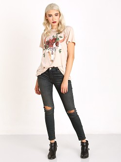 Show Me Your Mumu Oliver Tee Bling Bullhead Graphic