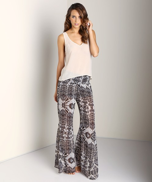 Show Me Your Mumu Roberts Party Pants Snake Bling