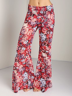 Show Me Your Mumu Roberts Party Pants Winter Garden