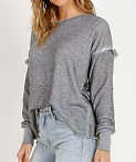 WILDFOX Adri Sweatshirt Heather, view 3