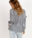 WILDFOX Adri Sweatshirt Heather, view 4