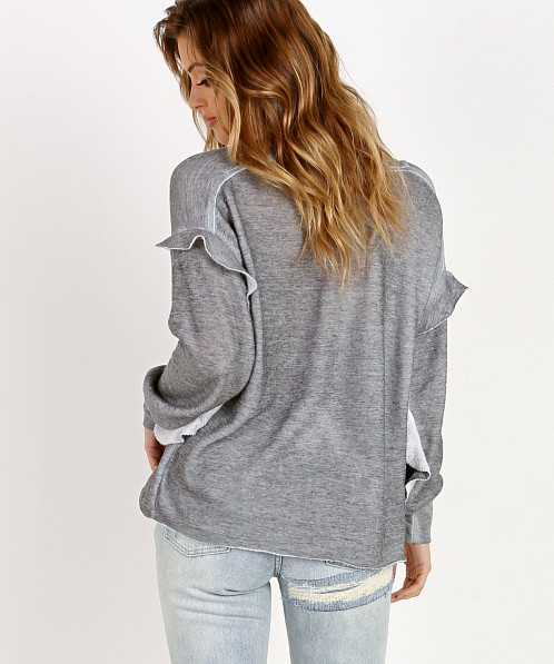 WILDFOX Adri Sweatshirt Heather