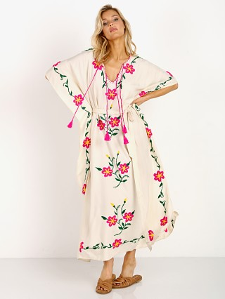 Spell & The Gypsy Sayulita Embroidered Kaftan