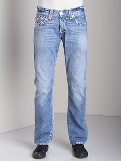 True Religion Ricky Super T Jeans Medium Drifter