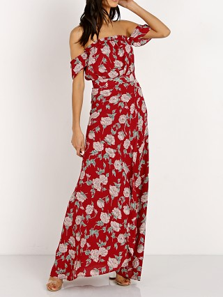 Flynn Skye Bella Maxi Red Rose