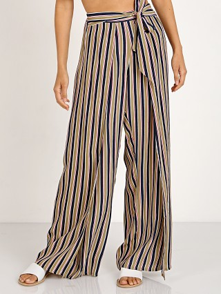 Faithfull the Brand Tiki Tiki Pants Trentini Stripe Print