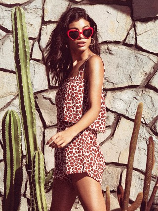 Complete the look: Zulu & Zephyr Shatter Playsuit