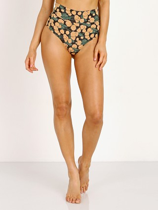 Montce High Rise Bottom Safron Floral